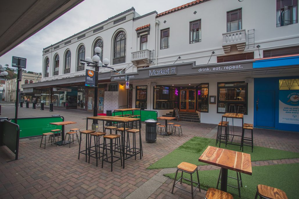 Market St Bar and Eatery Napier